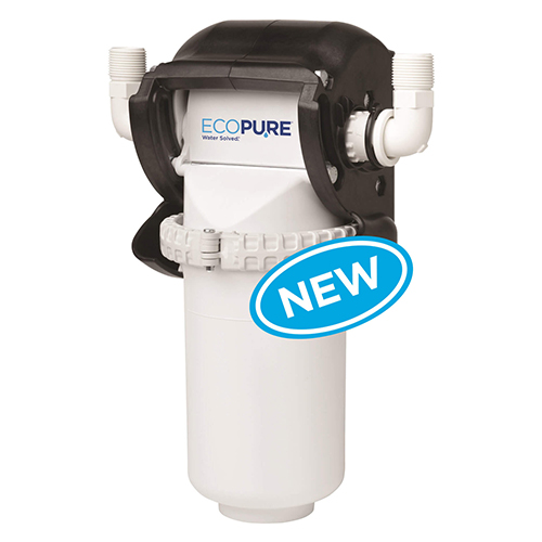 New! EPAWCS Salt-Free Whole Home Water Conditioner Front View